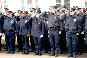 NYPD marks 25th anniversary of Police Officer Edward Byrne's murder 1