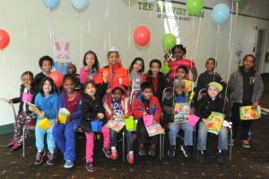 Easter revelers party with Greater Jamaica