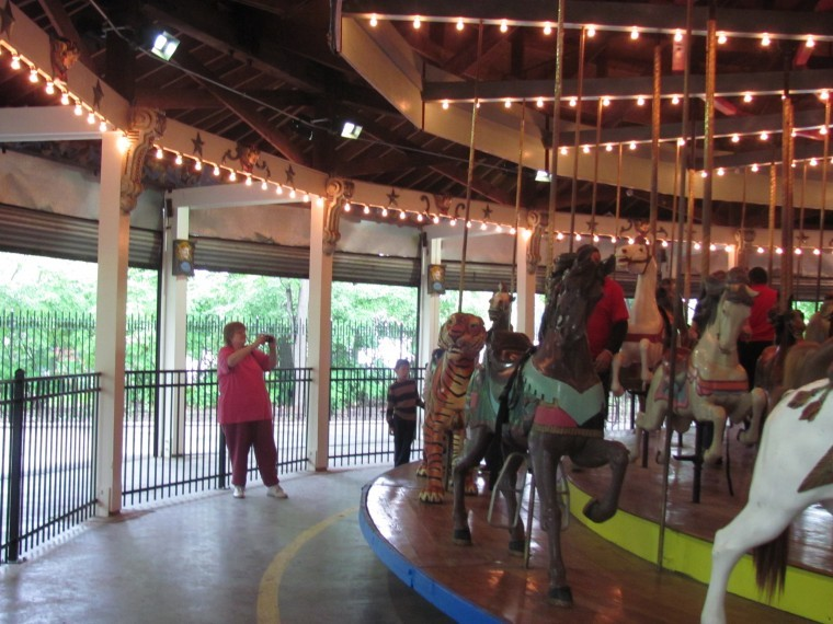 Central Queens: Forest Park Carousel reopens