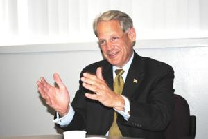 Rep. Steve Israel looks to his past 1