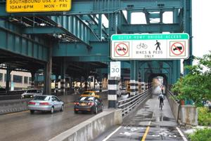 NYPD asks cyclists to mind rules of the road 1