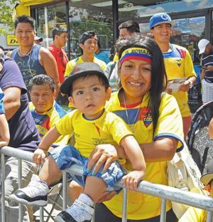Viva Ecuador!