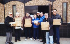 Kiwanis stepped up for Sandy victims
