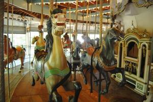 Forest Park carousel spins again 1