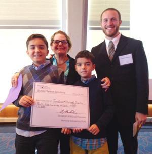 Howard Beach kids win big scholarship 1