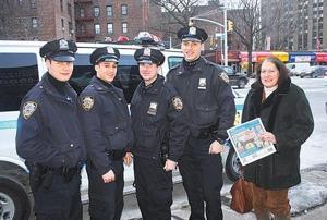 Bump in cops pumps many Queens officials 2