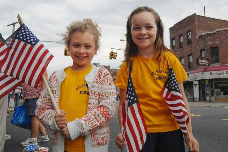 Sunnyside shows patriotism on Flag Day