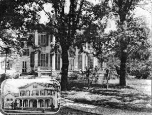 Death of a mansion 1