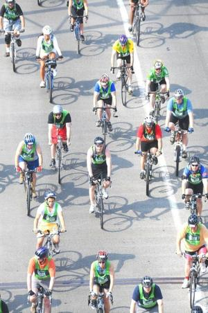 Cyclists to take over city streets for a day