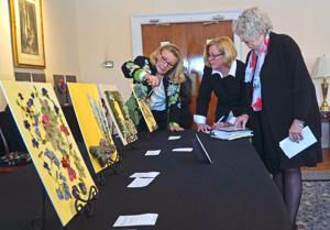 'Gardens of Creation' brighten Douglaston 1