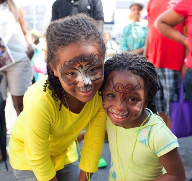 A little rain can't stop the spirit of the Jamaica Arts and Music Festival