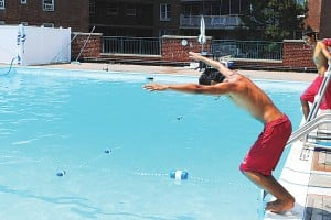 New expanded Park City Swim Club in Rego Park