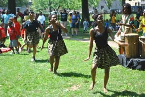 Arts at Rufus King Park 1