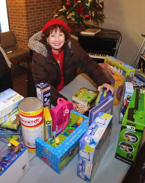 St. Michael's Cemetery holds toy drive