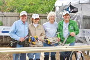 Jimmy Carter, Habitat come to Queens