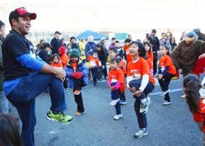 LIC YMCA's annual Turkey Fun Run 1