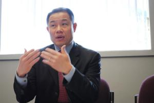 John Liu, the NYC comptroller, to make campaign announcement