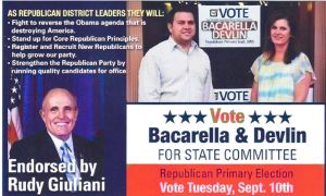 Rudy Giuliani endorses Ragusa challenger in Queens GOP battle