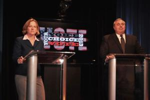 Pressured, QPTV airs boro president debate 1