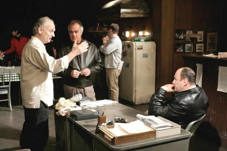 Creator of 'The Sopranos' talks shop in Astoria 2