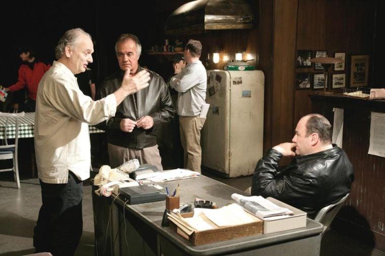 Creator of 'The Sopranos' talks shop in Astoria 2