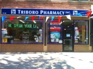 Convenience is key at Triboro Pharmacy in Astoria  1