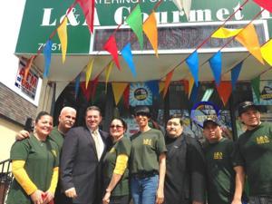 L&A Gourmet Deli celebrates 1
