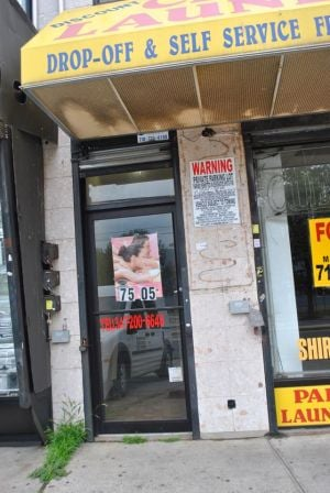 Civic upset over massage parlor 2