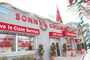 Sonny's Collision Specialist