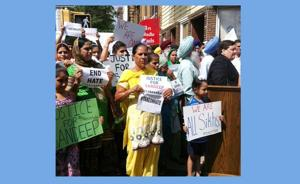 Sikhs rally for justice for hit-and-run victim 1