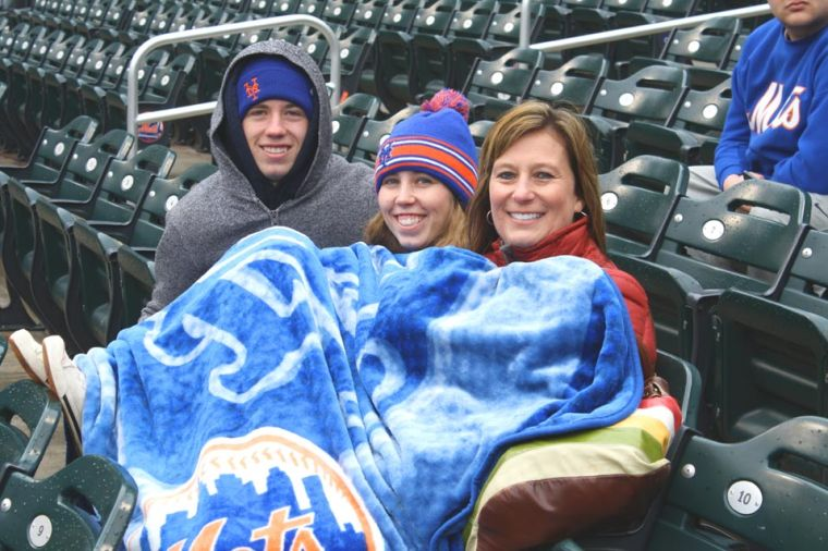 Players and fans alike shine on Opening Day 2