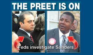 Feds investigating Sanders complaint 1