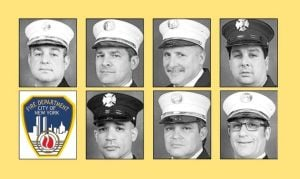 FDNY honors seven Queens firefighters 1