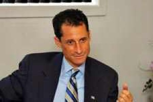 Anthony Weiner Has Ideas, But Are People Paying Attention?