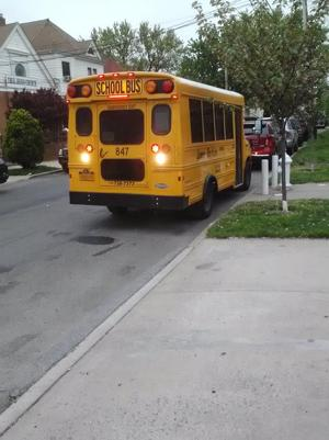 School bus depot angers its neighbors 1