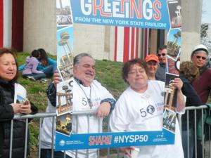 NY State Pavilion named 'treasure' 2