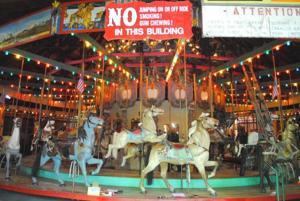 Forest Park Carousel is now a landmark
