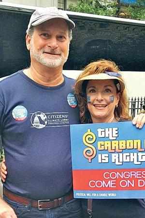 Climate march makes an impact 2