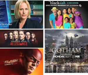 Previewing the fall TV season