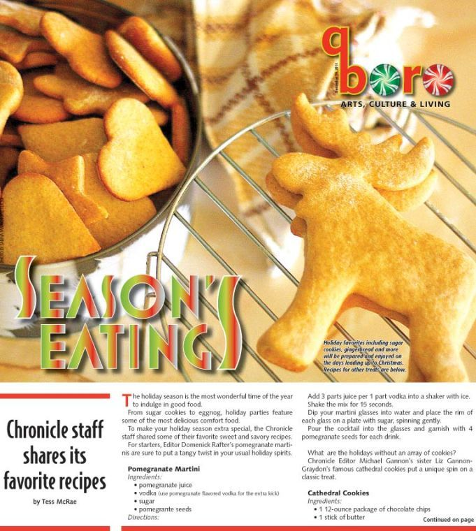 Treat yourself to delicious holiday goodies 1