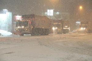 'Historic' blizzard spares Queens, city 2