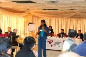 Networking group comes to South Queens 1