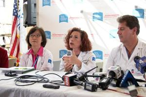 Queens hospitals prepare for Ebola 1