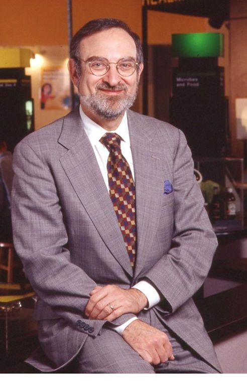 Alan Friedman dies, revitalized museum 1