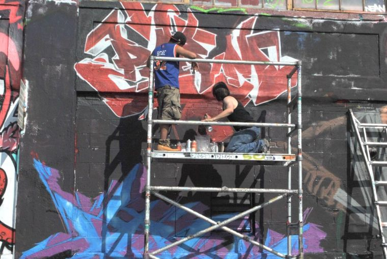 Fight to save 5Pointz building continues 1