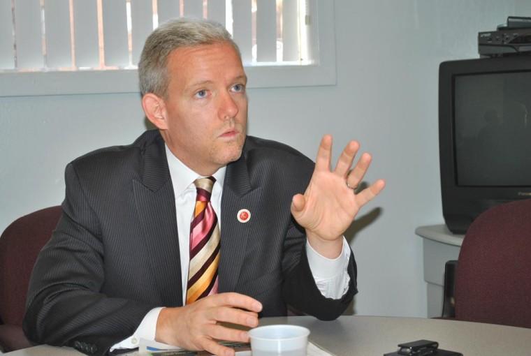 Van Bramer talks schools, LIC's growth 1