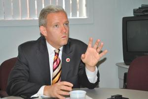 Van Bramer talks schools, LIC's growth 1