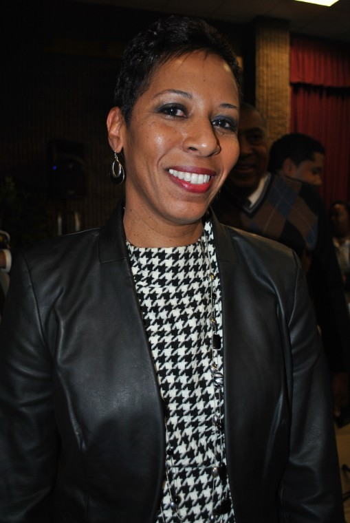 Adrienne Adams 1