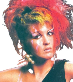 Lauper releases 'She's So Unusual' 1