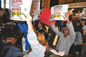 Saved! Queens' Grover Cleveland High School will not close